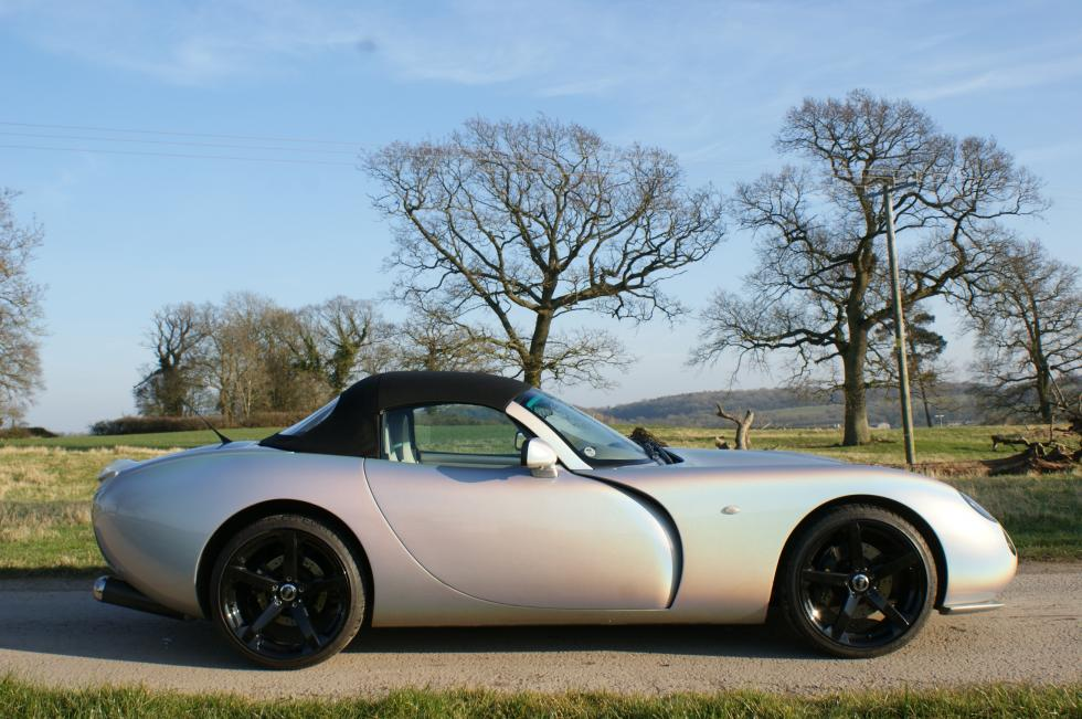Tvr Tuscan S Convertible Mk3 2006 In Beautiful Condition