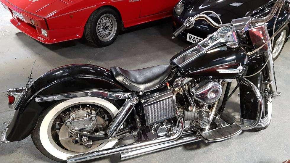 Police Cars For Sale >> 1983 Harley Davidson FLH Police Special 80″ 1,340cc Shovelhead | AmoreAutos Ltd
