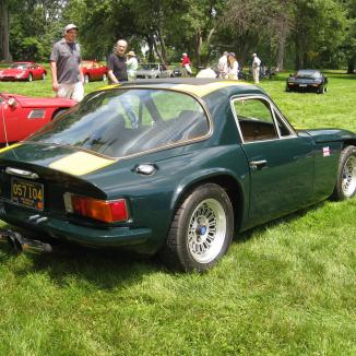 1977 TVR 2500M